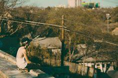 #skate#Alone#boy