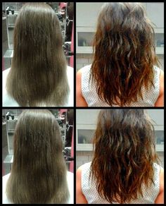 perms for fine hair Permed Hairstyles, Pretty Hairstyles, Bad Hair, Hair Day, Beach Wave Perm, Loose Perm, Tape In Hair Extensions, Hair Hacks, Hair Trends