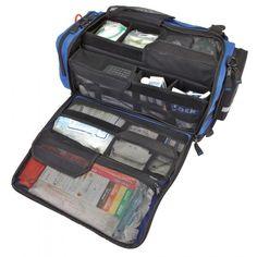 Responder BLS 2000 Bag in ALERT BLUE