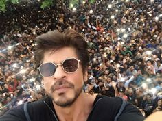 SRK in 51th Birthday