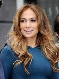 jennifer lopez hair color - Google Search
