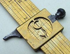 Koch Test Indicator Patent 1906 Rare! Antique Gauges & Measuring ...