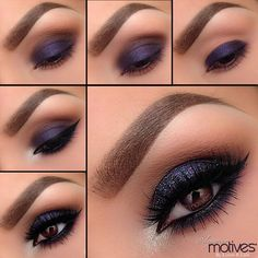 this amazing pictorial by elymarino of STARRY NIGHT EYES look!