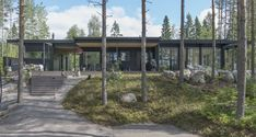 Modernit talot ja huvilat - Kuvagalleria - Honkatalot.fi