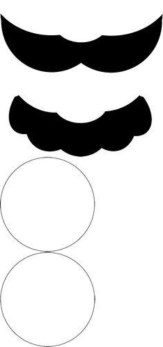 Mario and Luigi Mustache