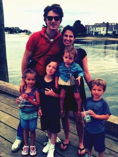 taylor hanson family pictures | Taylor Hanson and his wife Natalie are expecting their fifth child ...