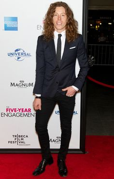 Shaun White...weirdly attracted to him...