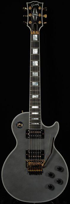 Gibson Custom Shop Les Paul Axcess Custom Rhino Gray gloss