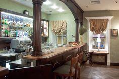 Съемка интерьера ресторана Круаж.