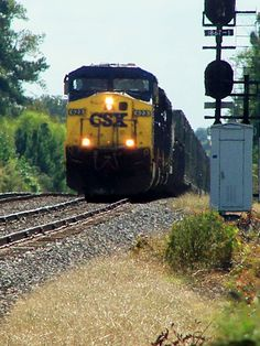 CSX - she loves my attention, life of a railroader!
