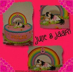 Paarden taart / Horse cake