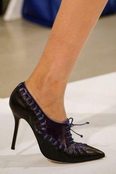 oscar de la renta shoe
