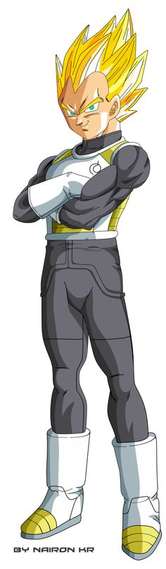vegeta ssj dragon ball super by naironkr on DeviantArt