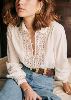 Style Désinvolte Chic, Style Me, Chic Outfits, Summer Outfits, Classy Casual, Street Style, Spring Summer Fashion, Style Inspiration, Stylish
