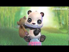 Gute Nacht...ich bin müde und muß ins Bett;-) Zoobe, Animation - YouTube