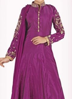 Exquisite Cut Dana  Anarkali Suit