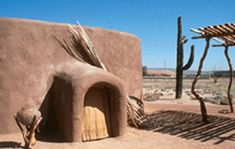Pueblo Grande Museum Archaeological Park - Pithouse Exhibit