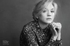Emily Kinney photographed by Patrick Andersson for The Untitled Magazine