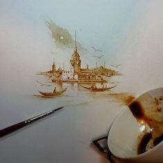 Kahve ve İstanbul H. Kale