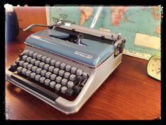 Torpedo 18 (1951) Like its weapon namesake, the Torpedo typewriter is sleek and fast. The keys move effortlesslyand withfluid precision. If your goal is to conquer a large manuscript, this is you...