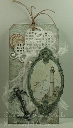 MagPie's Corner: Lighthouse Tag.....