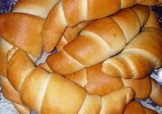 Hot Dog Buns, Hot Dogs, Baking And Pastry, Cooking Recipes, Bread, Cookies, Food, Crack Crackers, Chef Recipes
