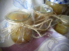 Confiture de kiwi et banane à la vanille (thermomix ou non)