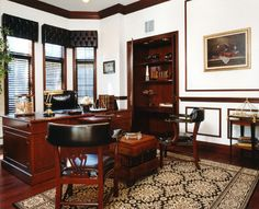 DO NOT LIKE THIS!   Home Office Masculine Design, Pictures, Remodel, Decor and Ideas - page 12