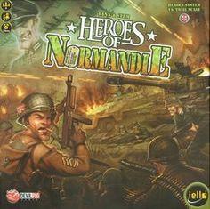 Heroes of Normandie | Board Game | BoardGameGeek