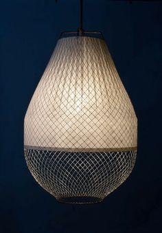 Open Meshmatics Lamp | Meshmatics | Atelier Rick Tegelaar