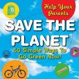 Ideas & hands-on activities for 1st - 3rd graders on how to be earth friendly!
