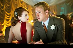"""Ryan Gosling and Emma Stone star in """"Gangster Squad"""""""