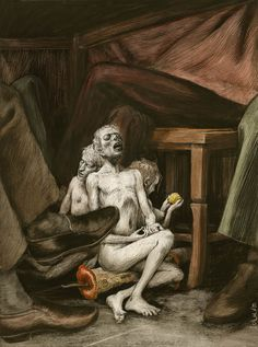 The Work of Argentina's Santiago Caruso: 3150981_orig.jpg