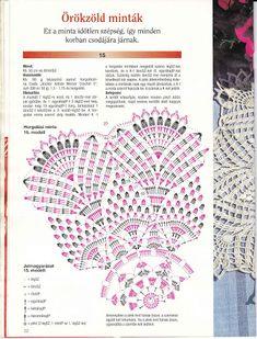 Kira crochet: Crocheted scheme no. 510