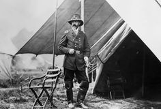 General Meade in Uniform: Union General George Meade (1815-1872) played a critical role in defeating Confederate forces in the Battle of Gettysburg (photograph by Matthew Brady).