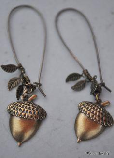 I love these little acorns.