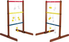 Ladder Toss & Ladder Golf Set - 2 Portable 3ft Tall Ladders, 3 Bolos, & 3 Child Safe Soft Bolos by Tailgate360, http://www.amazon.com/dp/B005WT89AW/ref=cm_sw_r_pi_dp_idkzrb1K7D6KQ