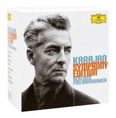 "Herbert von Karajan ""Karajan Symphony Edition"" Box set, 38CD, Import"