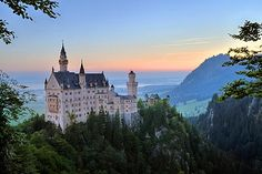 Germany.... To see all the castles... and to see my heritage.... Where my dad was born.