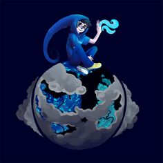 homestuck art - Google Search