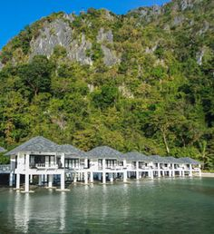 El Nido Resorts is a group of sustainable island resorts in the El Nido and Taytay municipalities in Palawan, Philippines.