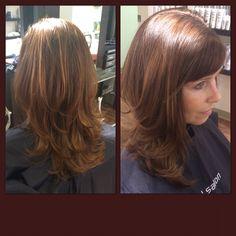 Hair by melanie #jolsalon
