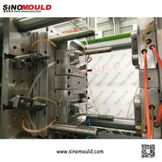 Thinwall Container Mould. To make thinwall food container, SINO design multi-cavity thinwall container in separate cavity molding inserts locking system, this not only saving the tooling period time, but also can avoid the tooling mistake risk for high precision tooling process. Welcome to follow and contact us! Email: sino-mould@hotmail.com Whatsapp: +86 152-5760-1955