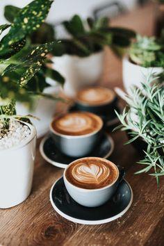 Lots of coffee, please!