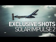 Electroy Solar | Solar Impulse. Solar powered plane to fly around the world this year.