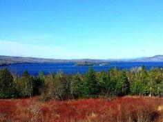Most Beautiful Rangeley Maine