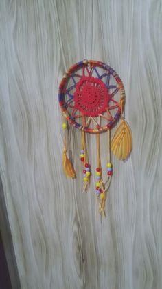 Filtro de sonho de croche Pronta entrega  A partir de R$ 20,00 + frete sob consulta  #filtrodesonho#croche#filtro#aparadordesonho#sonho#cor#bege#linha#filtro#