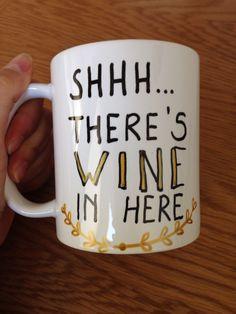 Mug/wine/sommelier