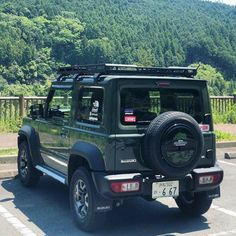 New Suzuki Jimny, Jimny Sierra, Cars Motorcycles, Offroad, Samurai, Classic Cars, Respect, Future, Garage Workshop