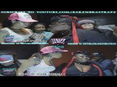 BARZ N BRASTRAPZ MW | MORAWSHA VS MIKO THE MODEL | FIGHT LIKE A GIRL 3.31.13